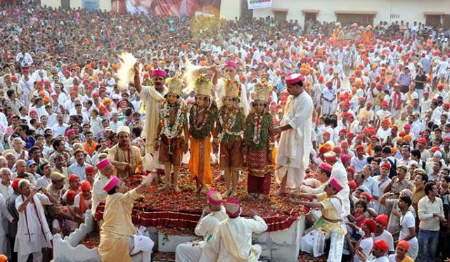 Festival in Varanasi