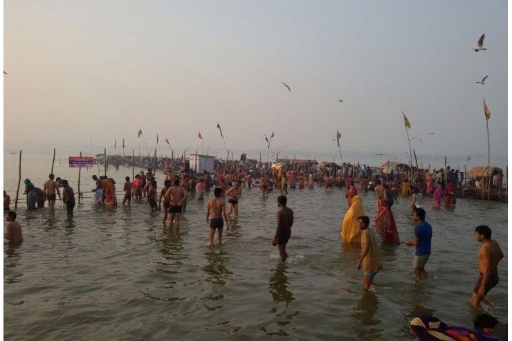 Ardh Kumbh 2019 tour Package with Varanasi ,Gaya and Bodhgaya