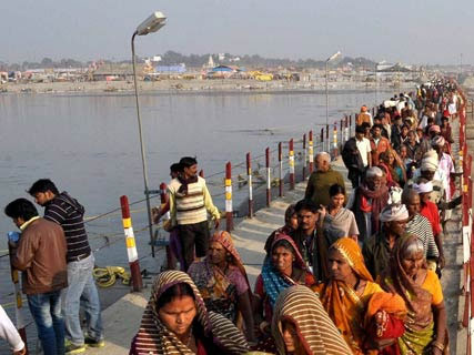 Allahabad Kumbh mela 2019 Tours Package from Banglore