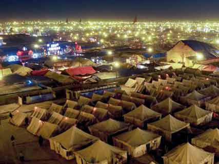 Maharaja Camp  package for Allahabad Kumbh 2019