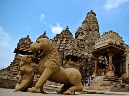 Varanasi Khajuraho with Golden Triangle Tour