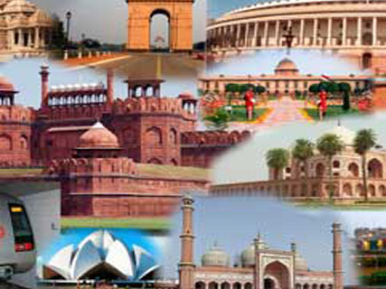 Best of North India including Delhi Jaipur Agra Khajuraho with Varanasi