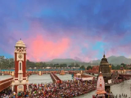 Haridwar  Kumbh mela 2021 Tours Package from Bangalore
