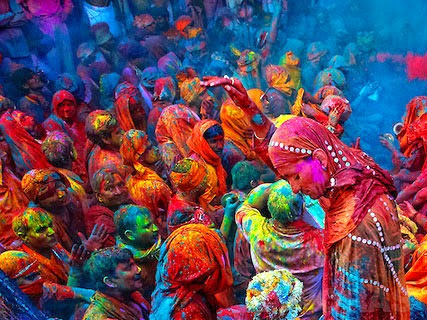 Varanasi Holi Festival 2019 Tour Package