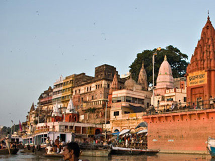 Private walking tour in north part of Varanasi