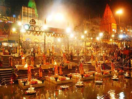 Varanasi Dev Diwali (Deepawali ) 2018 Tour Package