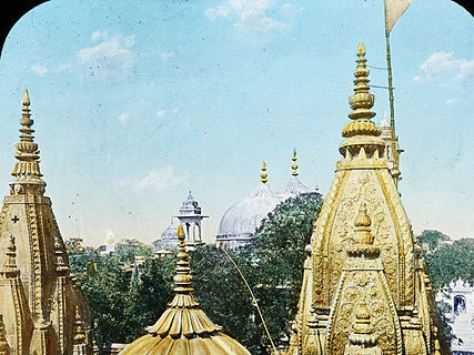 Important temples tour of Varanasi